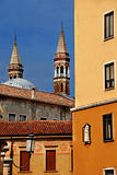Architecture details of Padova
