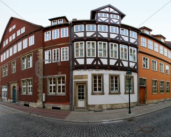Old houses Hannover