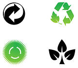 Environmental conservation symbols 2