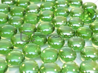 green patten pebbles
