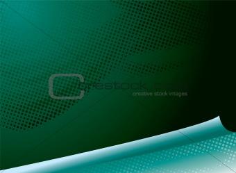 green curl
