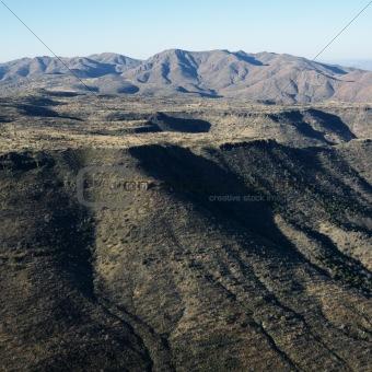 Arizona mountains.
