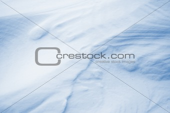abstract snow background