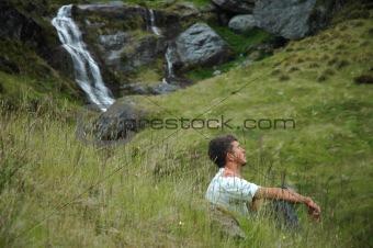 Enjoying the nature