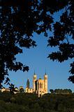 Notre Dame de Fourviere cathedral