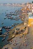 Varanasi ghaats