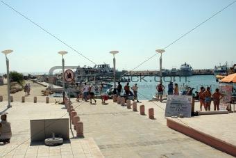 Ayia Napa Harbour Cyprus