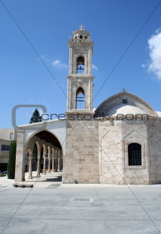 Cyprus Minaret Tower