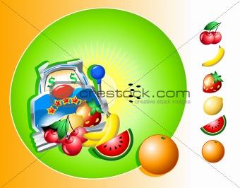 casino slot fruit machine