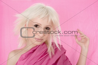 atractive woman
