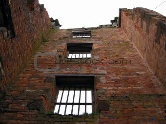 Old jail ruin