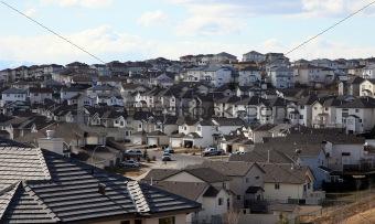 Houses in Calgary, Alberta