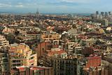 Cityscape of Barcelona 2