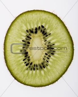 Kiwi slice.