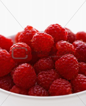 Bowlful of berries.