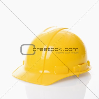 Safety helmet.