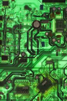 Circuit board.