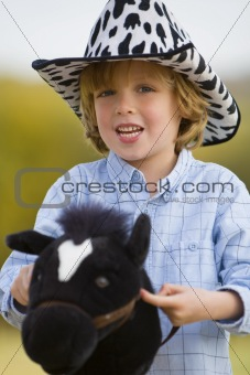 Young Cowboy