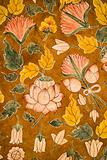 Floral pattern.