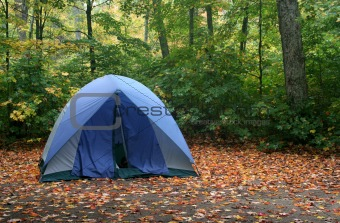 Autumn Camping