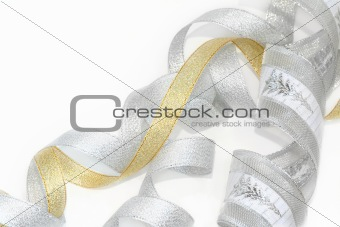 Celebratory / Christmas ribbon