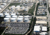 Oil fuel storage