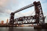 Bridge on Cuyahoga River