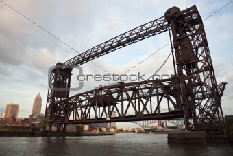 Bridge on Cuyahoga River