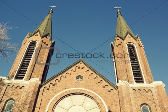 Cathedral in Wausau