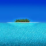Tropical Holiday Destination