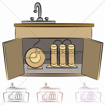 Kitchen Sink Water Filtration System