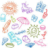 Summer Beach Items
