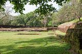 Sigiriya castle ruins, Cultural Triangle, Sri Lanka