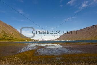 Isafjordur town - Iceland