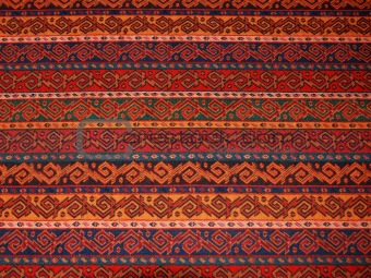 Authentic Textile Pattern