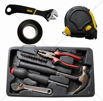 tools - set