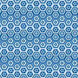 seamless stars pattern
