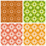 cute autumn patterns