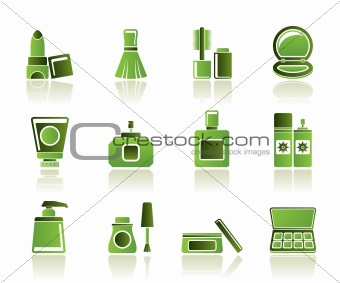 Cosmetic Industry and beauty icons