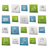 Office tools Icons