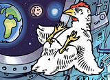 Space-chicken.