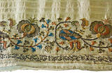 embroidery on fabric 
