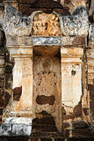 looted temple sukhothai thailand