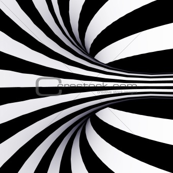 Abstract Background - 3D Rendered