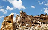 man made caves former mans habitat roman times
