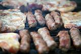 Mix grill food