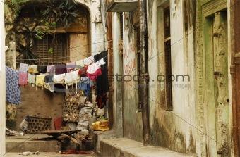 Alleyways, Stone Town, Zanzibar