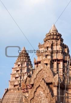 Castle Rock building