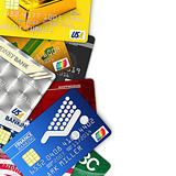 Fake credit cards