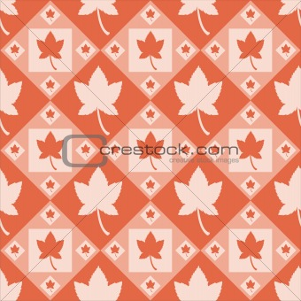 autumn leaves pattern